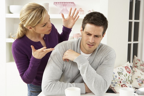 Реакция на критику родственников мужа 1
