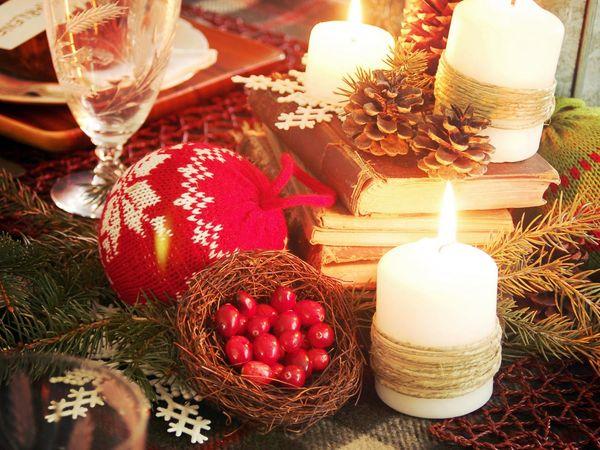 Новогодний интерьер своими руками — создаем праздничную атмосферу