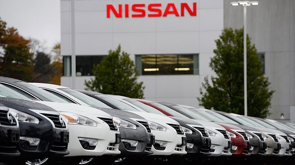 Крупная японская корпорация Nissan
