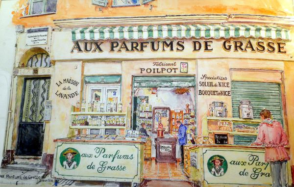Грасс – город парфюмеров