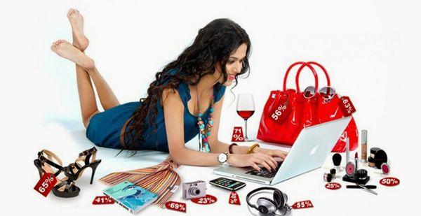 Шоппинг в сети - выгодно, просто и удобно