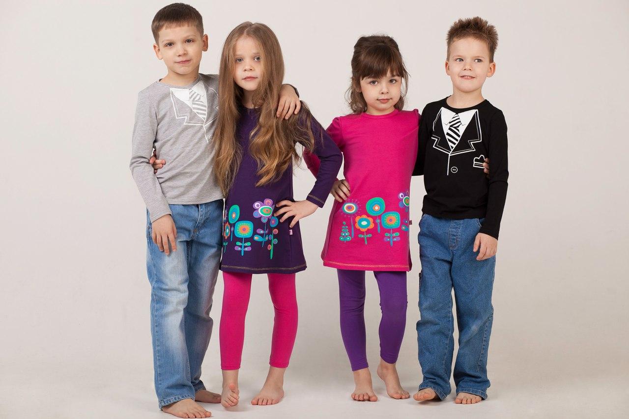 Выбираем детскую одежду в интернет-магазине