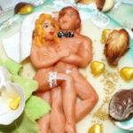 8 самых необычных свадебных тортов