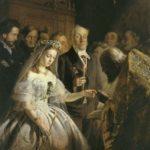 Сватовство со стороны невесты — традиционные и современные сценарии. Что делать во время сватовства со стороны невесты?