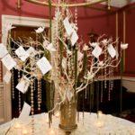 Дерево пожеланий на свадьбу: как сделать своими руками. Идеи для свадебного дерева пожеланий