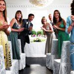 Как сделать представление гостей на свадьбе