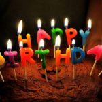 Поздравить с днём рождения в стихах легко, с romanticflyers.ru