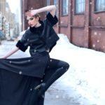 Зимние юбки, что носить зимой